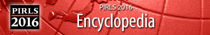 PIRLS 2016 Encyclopedia